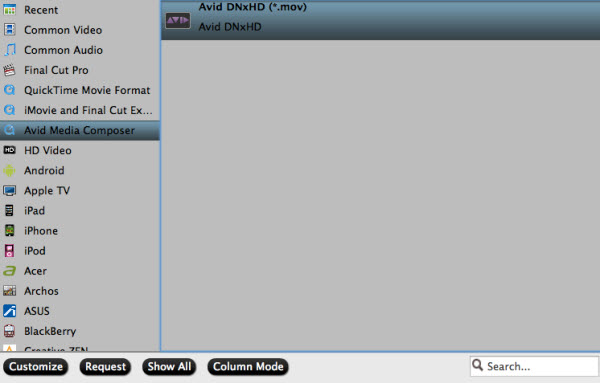 best format for aivd media composer MXF to Avid Ingest Sony F65 MXF to Avid Media Composer 6.5/6/5/4 on Mac