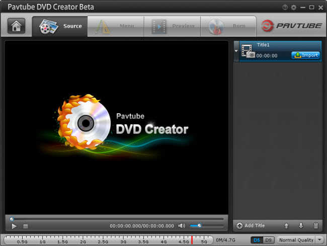 canon mov to dvd maker run How to Convert and Burn Canon Video to DVD