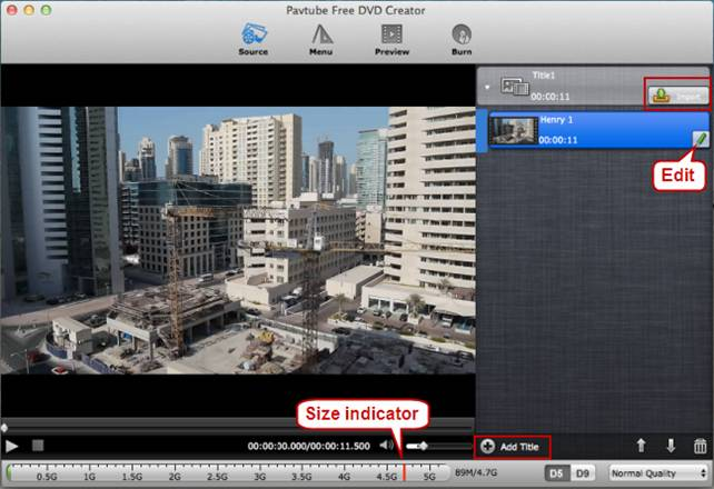 Easy Steps – Free burn projects from Final Cut Pro to DVD on Mac