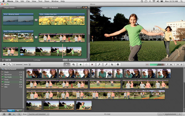 good free video editing software for mac
