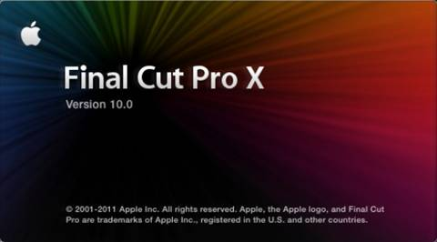 Import camera videos to FCP X – Managing videos, projects