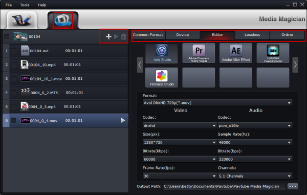 output videos in different format 2013 The Easiest & Best Video Editing Software for Beginners