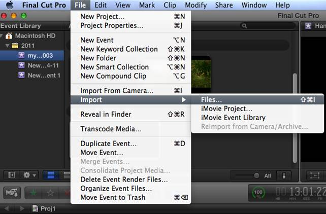 Part 1: How to Convert AVCHD to Final Cut Pro on Mac
