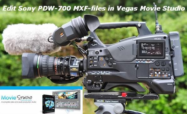 Edit Sony XDCAM MXF Files in Sony Movie Studio Platinum Suite Xdcam-mxf-to-sony-movie-studio-platinum-suite-12