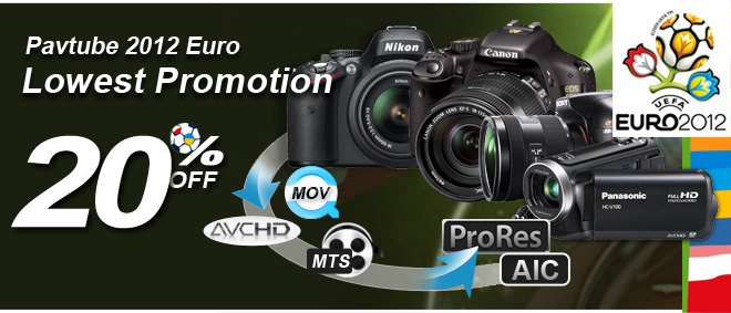 Canon Cameras Column-Transcode HF S100 AVCHD to ProRes for FCP with 20% OFF Eurodiscount04