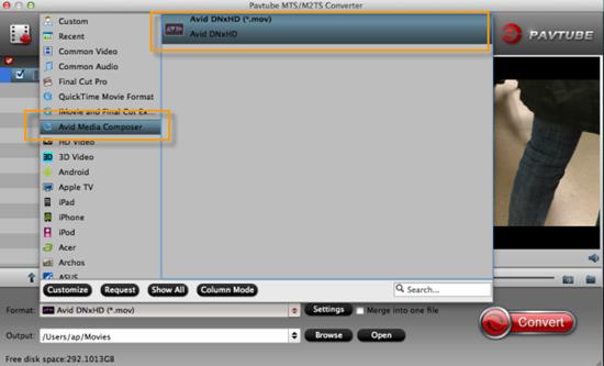 AIC Converter-Import AVCHD/MTS to FCP/FCE/iMovie » AIC