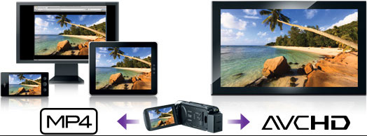 AVCHD VS MP4: Quality and File Size of AVCHD over MP4 » AIC