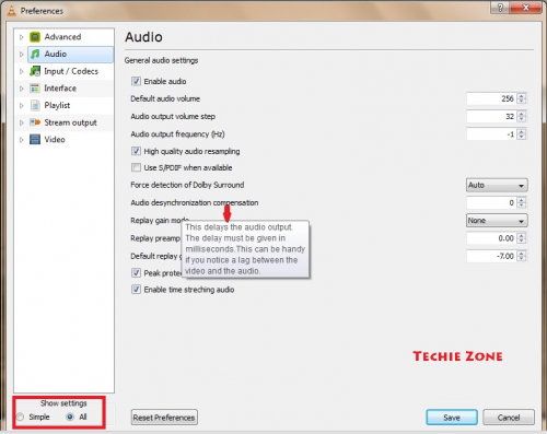 How to Fix VLC Player Audio Sync Problems on Windows/Mac